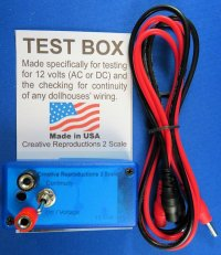 Electrical Test Box